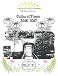 Cultural Times, 2016-2017 by Humboldt State University MultiCultural Center