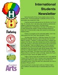 International Students Newsletter by International Studies