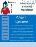 International Students Newsletter