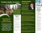 Graduate Studies Newsletter