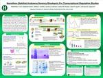Nanodiscs Stabilize Anabaena Sensory Rhodopsin for Transcriptional Regulation Studies by Maximilian J. Cox, Madelyne Green, William F. Castillo, Jessica K. Andersen, Joshua M. Massey, Alexis D. Aguiar, and Jenny A. Cappuccio