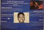 In My Neighborhood: Local News Coverage of David Josiah Lawson's Murder by Moxie Alvarnaz