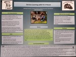 Service Learning in the Community through Y.E.S. House Programs by Claire Brown, Kimberly Duarte, Garrett Assumma, and Mikhayla Freeman