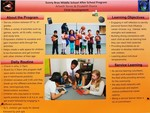 Service Learning at Sunny Brae Afterschool Program by Elizabeth Osuna and Arleeth Torres
