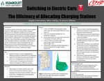 Switching to Electric Cars , and the Efficiency of Allocating Charging Stations