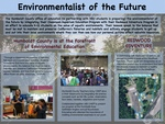 Environmentalist of the Future by Joseph Kleist and Jonathan Gomez