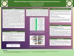 Astronomy Education Research by Thomas Elliott and Lauren Kaufman-Carlson