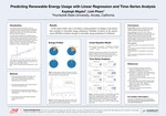 Predicting Renewable Energy Usage with Linear Regression and Time-Series Analysis