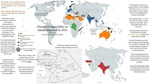 Climate Change's Effect on Global Migration 2030 by Paul Hilton