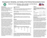 Deconstructing political morale: The development of the political demoralization scale by Stephanie M. Byers, Nicholas Ortiz, Lily Syfers, and Karla Moreno
