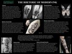 The Rhetoric of Modern Ink by Helen M. Berry
