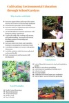 Cultivating Environmental Education through School Gardens by Ana Puga