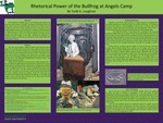 Rhetorical Power of the Bullfrog at Angels Camp by Todd A. Loughran