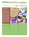 Check Out the Library, 2015 Fall Issue