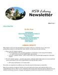 HSU Library Newsletter, 2006-2007 Volume 1