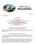 HSU Library Newsletter, 2005-2006 Volume 2