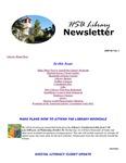 HSU Library Newsletter, 2005-2006 Volume 1