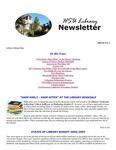 HSU Library Newsletter, 2004-2005 Volume 1