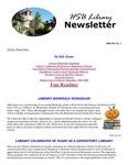 HSU Library Newsletter, 2003-2004 Volume 1