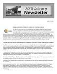 HSU Library Newsletter, 2001-2002 Volume 2
