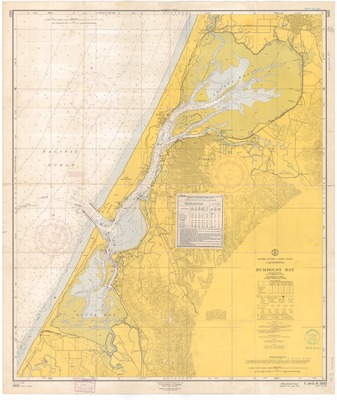 Humboldt State University Map Collection | Special Collections ... on