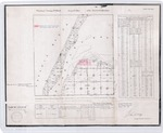 [Fractional Township 5 North, 1 West of the Humboldt Meridian] by John H. Miller