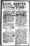 HSTC Rooter, January 30, 1930