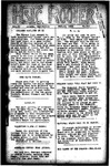 HSTC Rooter, February 13, 1930