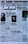 The Lumberjack, October 11, 1957
