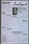 The Lumberjack, November 1, 1957