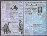 The Lumberjack, November 8, 1957