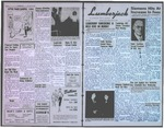 The Lumberjack, November 15, 1957