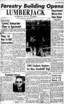 The Lumberjack, September 28, 1962