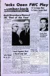 The Lumberjack, October 5, 1962