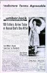 The Lumberjack, October 12, 1962