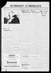 Humboldt Lumberjack, November 20, 1931