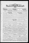 Humboldt Lumberjack, May 18, 1933
