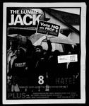 The LumberJack, November 12, 2008