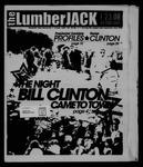 The LumberJack, January 23, 2008