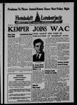 Humboldt Lumberjack, November 17, 1943