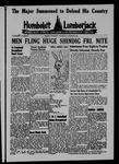 Humboldt Lumberjack, October 27, 1943