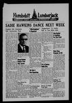 Humboldt Lumberjack, November 07, 1945