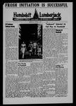 Humboldt Lumberjack, October 10, 1945