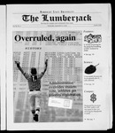 The LumberJack, September 27, 2006