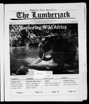 The LumberJack, September 20, 2006