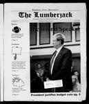 The LumberJack, October 18, 2006