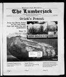 The LumberJack, November 29, 2006