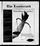 The LumberJack, November 15, 2006
