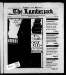 The LumberJack, March 29, 2006