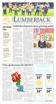 The LumberJack, September 19, 2012